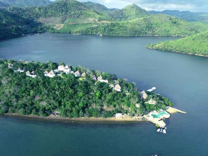Aerial View Puerto Del Sol Resort & Dive Center