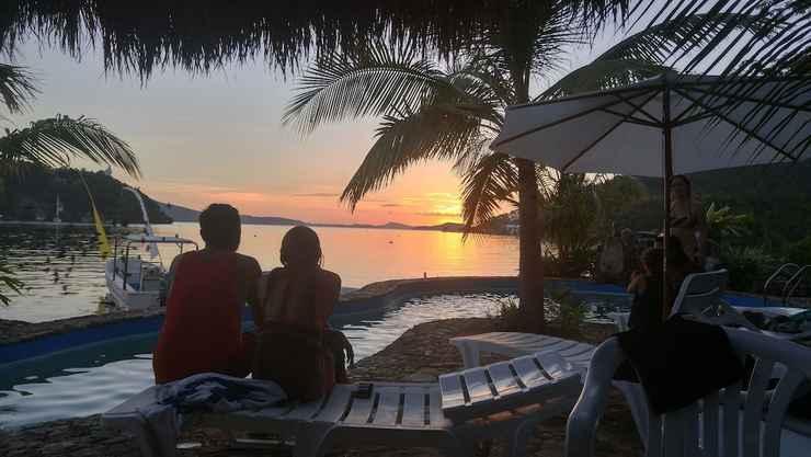 Beach/Ocean View Puerto Del Sol Resort & Dive Center