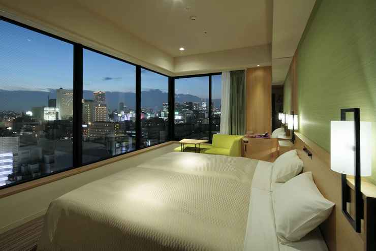 BEDROOM โรงแรมแคนเดโอ โอซาก้า นัมบะ