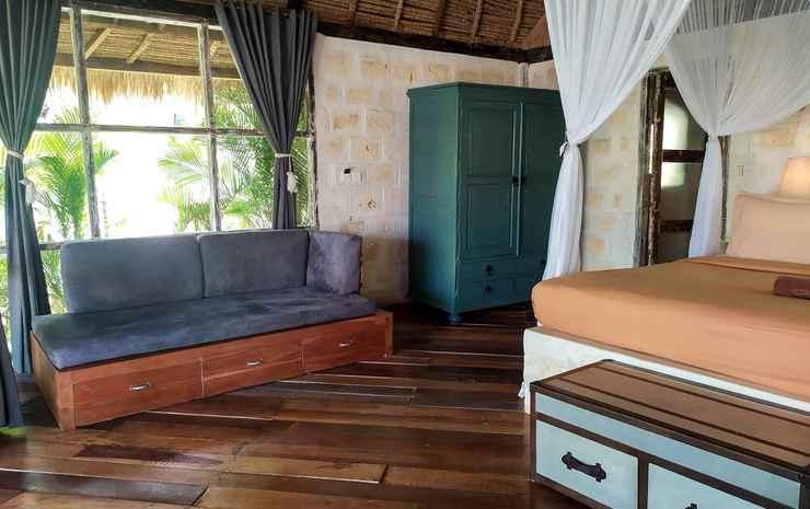 La Joya Biu Biu  Resort Bali - Kamar (Garden Side Lodge)