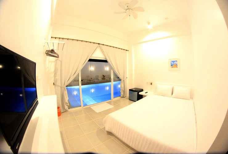BEDROOM Bluewave Hotel