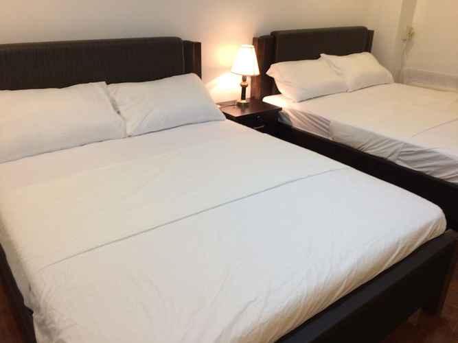 BEDROOM OFW Hotel Manila
