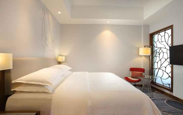 Four Points by Sheraton Manado Manado - Suite Premier, 1 Tempat Tidur King, non-smoking, pemandangan laut