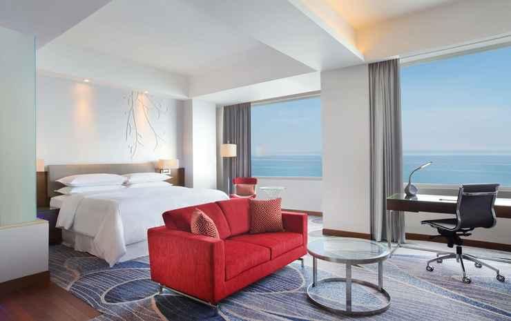 Four Points by Sheraton Manado Manado - Suite, 1 Tempat Tidur King, non-smoking, pemandangan laut