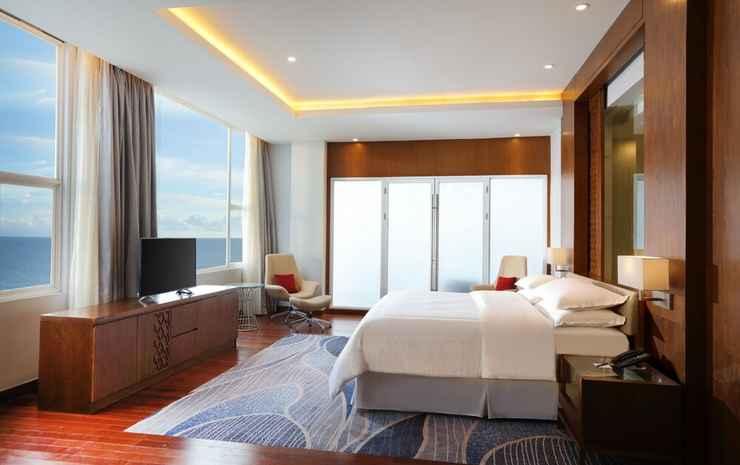 Four Points by Sheraton Manado Manado - Suite Presidensial, 1 Tempat Tidur King, non-smoking, pemandangan laut