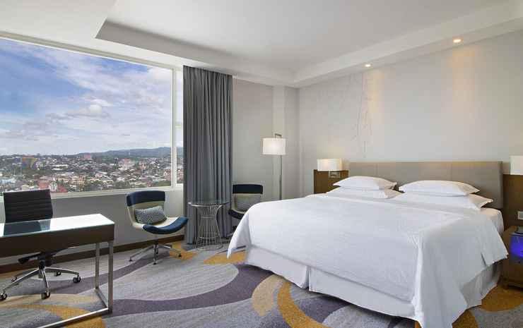 Four Points by Sheraton Manado Manado - Suite Kota, 1 Tempat Tidur King, non-smoking, pemandangan kota