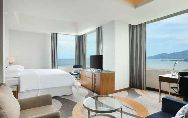Four Points by Sheraton Manado Manado - Suite Deluks, 1 Tempat Tidur King, non-smoking, pemandangan laut