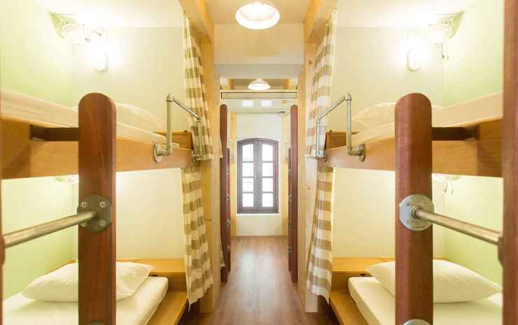 Barn & Bed Hostel Bangkok - Dorm 10 mixed beds