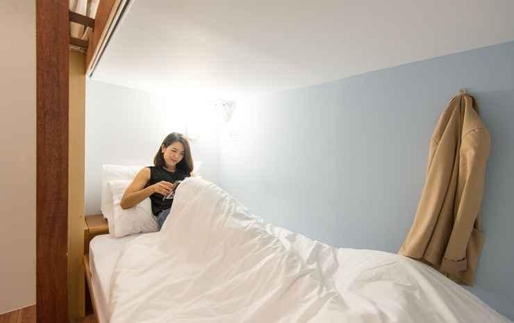 Barn & Bed Hostel Bangkok - Dorm 4 female beds
