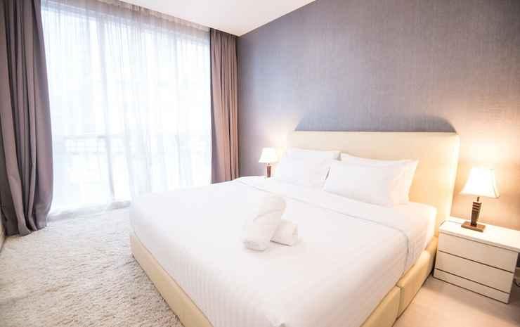 Binjai 8 KLCC by Luxury Suites Asia Kuala Lumpur - Apartemen Standar, 2 kamar tidur