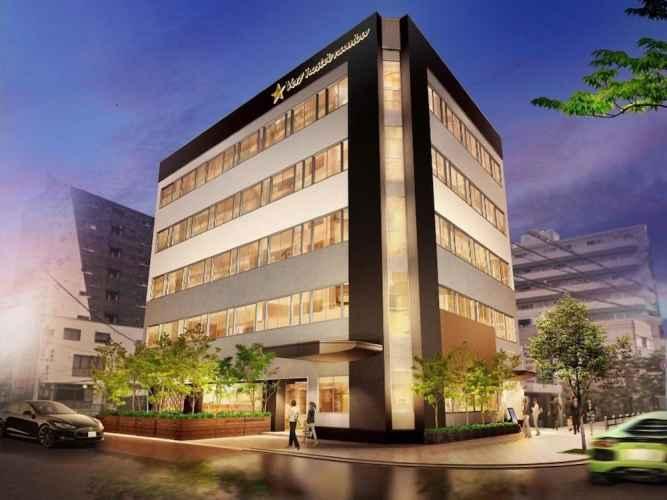 EXTERIOR_BUILDING เวรี่ โฮสเทล นัมบะ