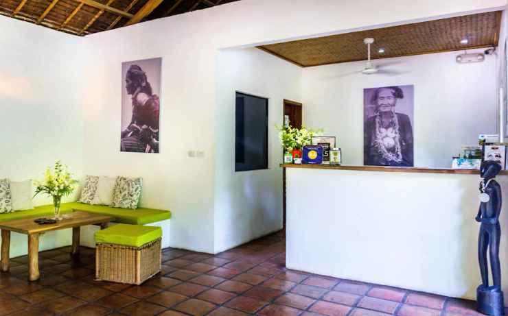 LOBBY El Nido Coco Resort