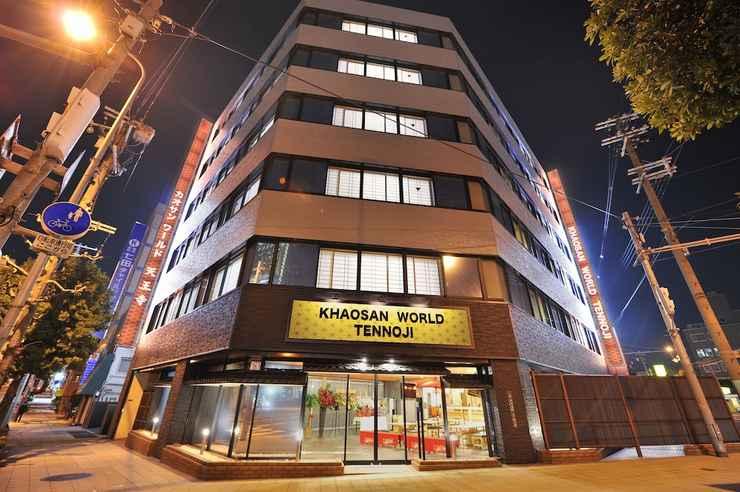 EXTERIOR_BUILDING Khaosan World Tennoji Hostel