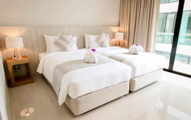 Zand Morada Pattaya Hotel Chonburi - Kamar Deluks