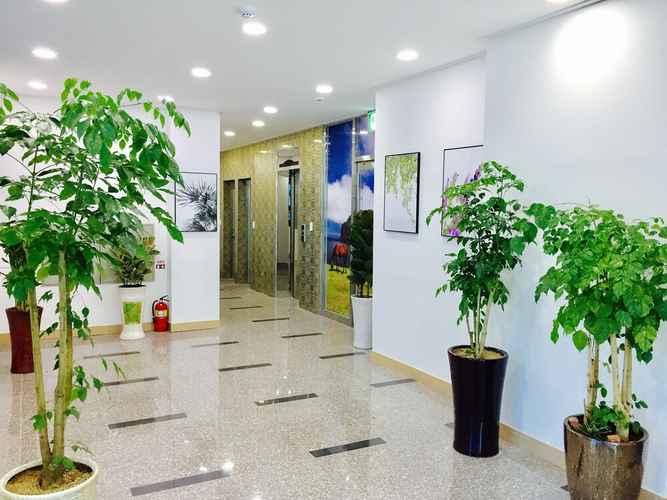 LOBBY โรงแรมเชจู โมซึลโพ