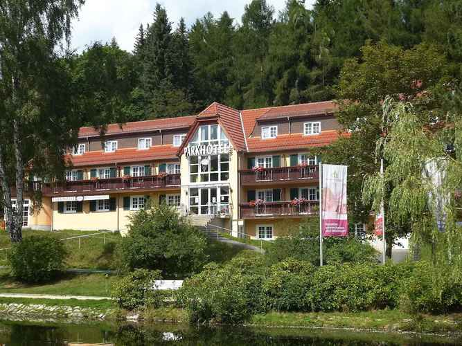 EXTERIOR_BUILDING Parkhotel Bad Brambach