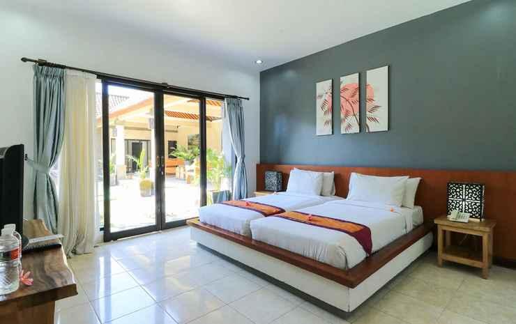Bali Merita Villa Bali - Kamar Twin Premium, 1 kamar tidur