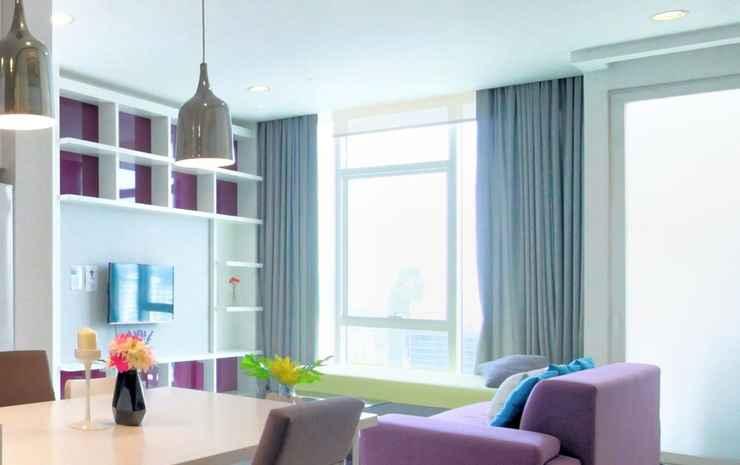 Pine Luxury @ Platinum Suite KLCC Kuala Lumpur - Suite Superior, 2 kamar tidur, bathtub