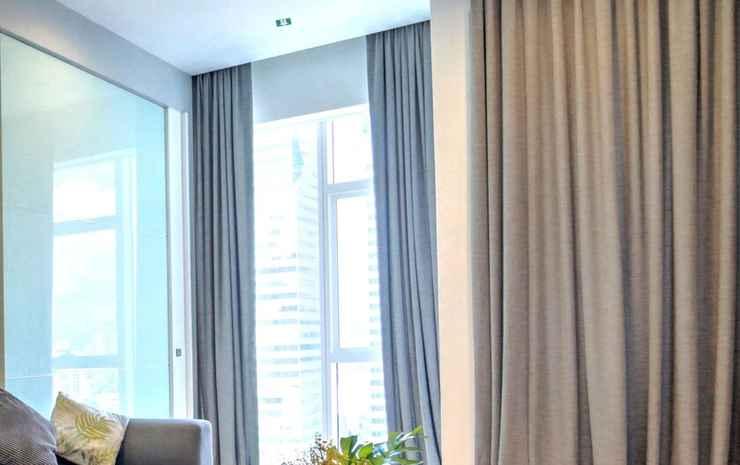 Pine Luxury @ Platinum Suite KLCC Kuala Lumpur - Suite Deluks, 2 kamar tidur, bathtub