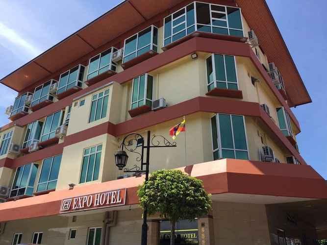 EXTERIOR_BUILDING Expo Hotel