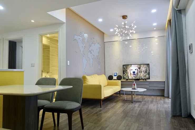 LOBBY BB Boutique Masteri Apartment