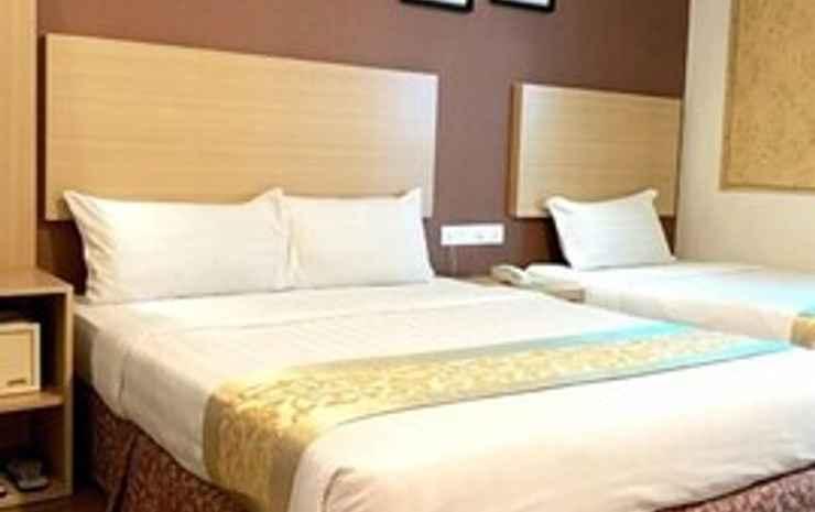 Godori Hotel Johor - Kamar Triple Deluks