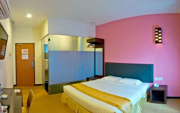 Eight Days Boutique Hotel @ ImpianEmas Skudai Johor - Kamar Deluks, 1 Tempat Tidur King