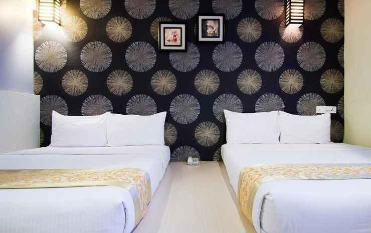 Eight Days Boutique Hotel @ ImpianEmas Skudai Johor - Kamar Quadruple Keluarga (Japanese)