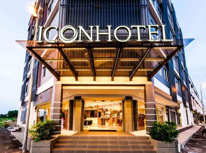 EXTERIOR_BUILDING Icon Hotel Segamat