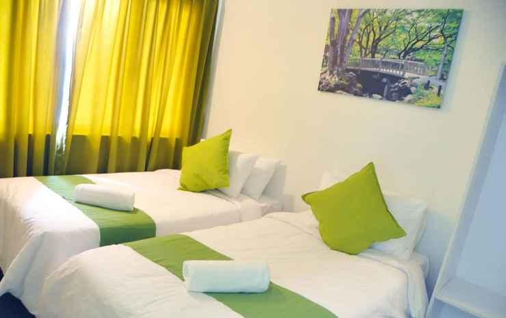 Olive Hotel Johor - Kamar Twin (Breakfast for 1)