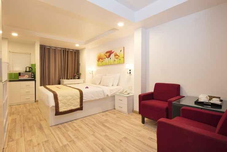 BEDROOM Vien Dong 3D Apartment