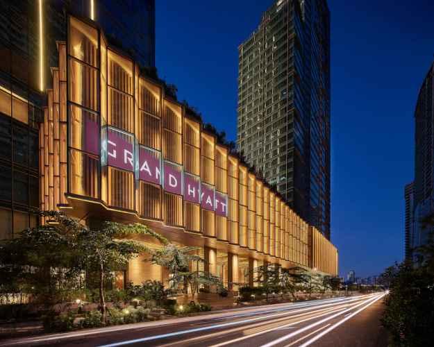 EXTERIOR_BUILDING Grand Hyatt Manila
