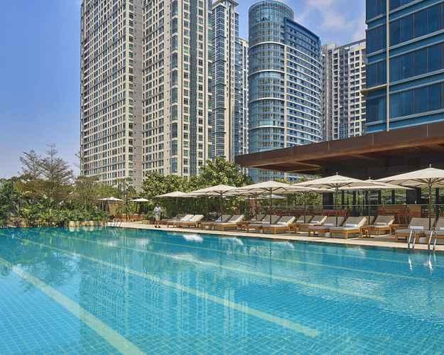 SWIMMING_POOL Grand Hyatt Manila
