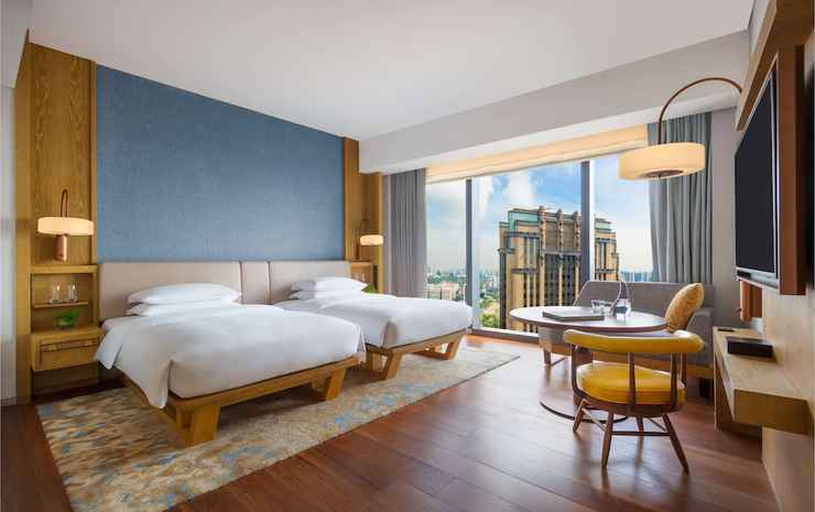 Andaz Singapore - a concept by Hyatt Singapore - Twin 2 Twin Beds