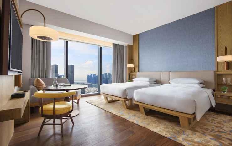 Andaz Singapore - a concept by Hyatt Singapore -
