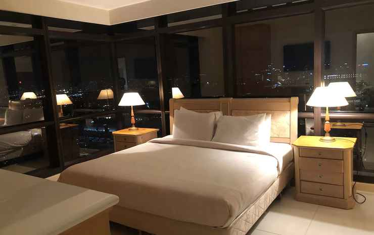 Bukit Bintang Suites At Times Square Kuala Lumpur - Suite Deluks, 2 kamar tidur