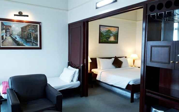 Empire Suites @ Times Square Kuala Lumpur - Apartemen Keluarga, 2 kamar tidur