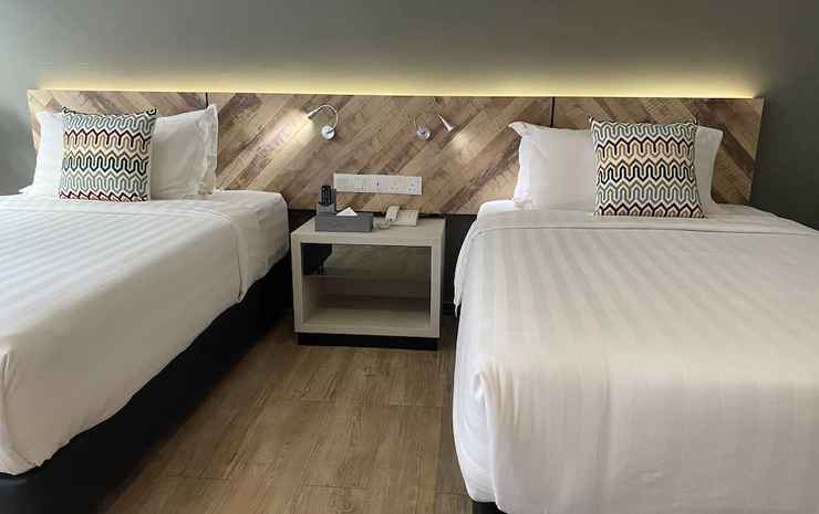 G5 Hotel and Services Apartment Johor - Kamar Superior