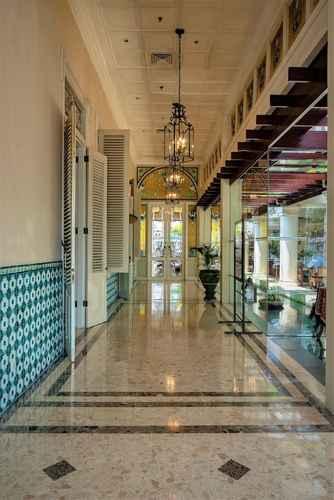 LOBBY The Phoenix Hotel Yogyakarta - MGallery Collection