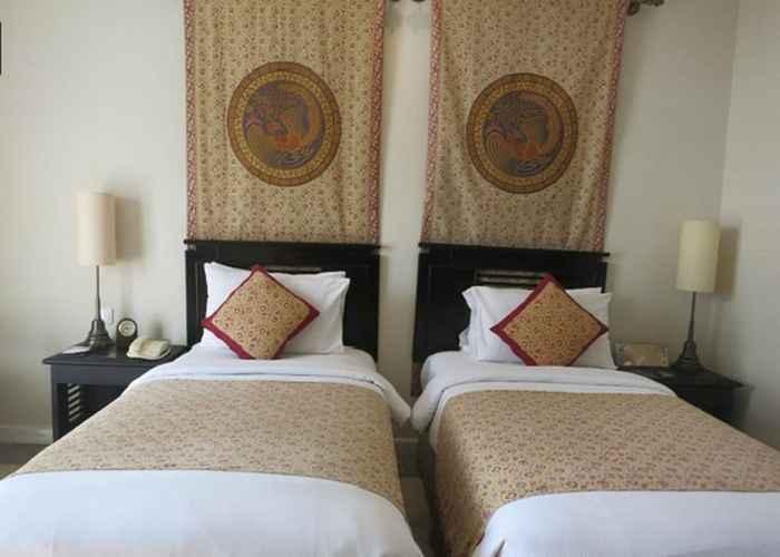 BEDROOM The Phoenix Hotel Yogyakarta - MGallery Collection