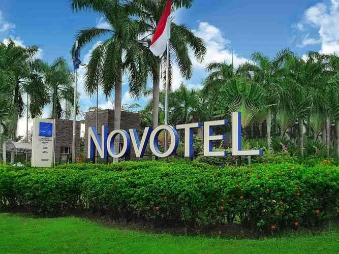 EXTERIOR_BUILDING Novotel Palembang Hotel & Residence