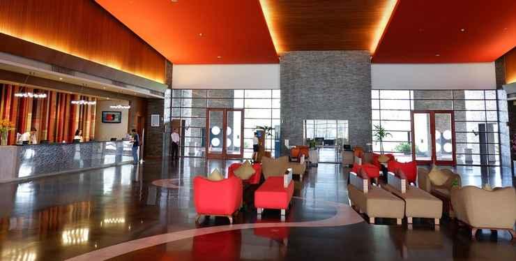 LOBBY Novotel Palembang Hotel & Residence