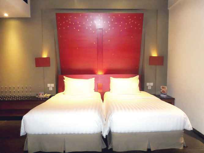 BEDROOM Novotel Palembang Hotel & Residence