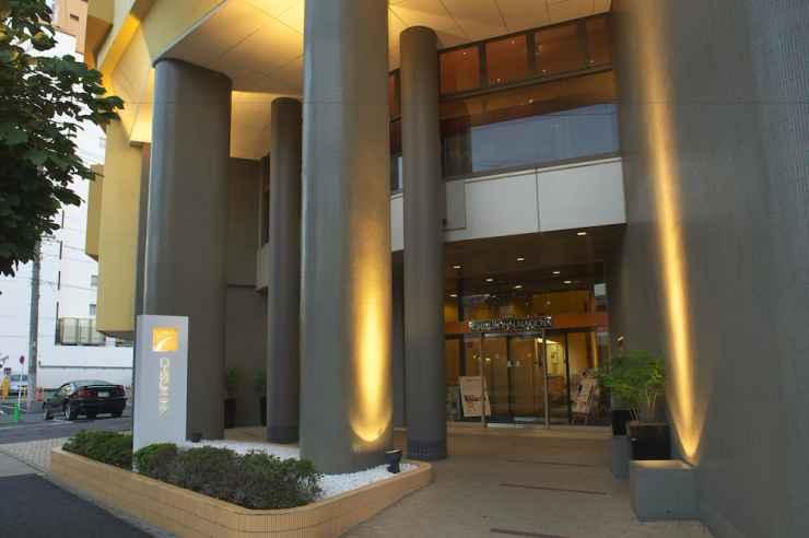 EXTERIOR_BUILDING ชิซัน อินน์ นาโกยา
