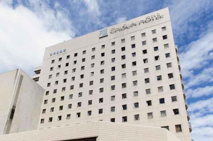 EXTERIOR_BUILDING โรงแรมชิซัน อุทสึโนะมิยะ