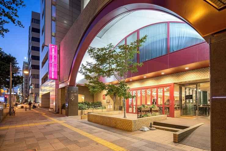 EXTERIOR_BUILDING โรงแรมชิซัน ชินไซบาชิ