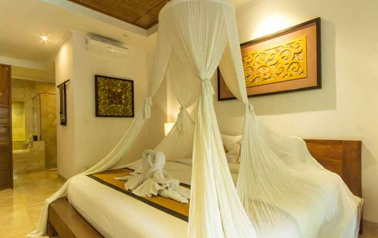 Villa Sonia Ubud Bali - Super Deluxe Double Room with Pool Access