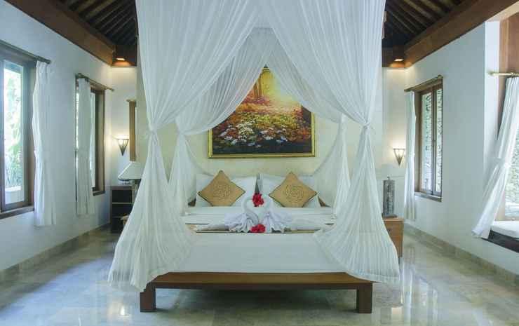Villa Sonia Ubud Bali - Vila, area taman