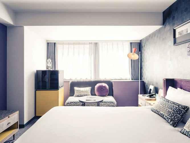 BEDROOM โรงแรมเมอร์เคียว กินซ่า โตเกียว