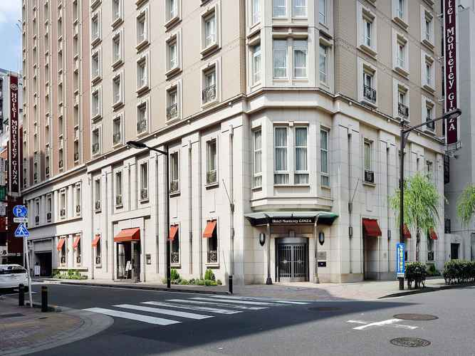 EXTERIOR_BUILDING โรงแรมมอนเทอเรย์ กินซ่า